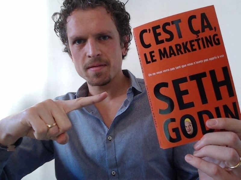3 idées marketing de Seth Godin à utiliser maintenant pour votre stratégie web 4