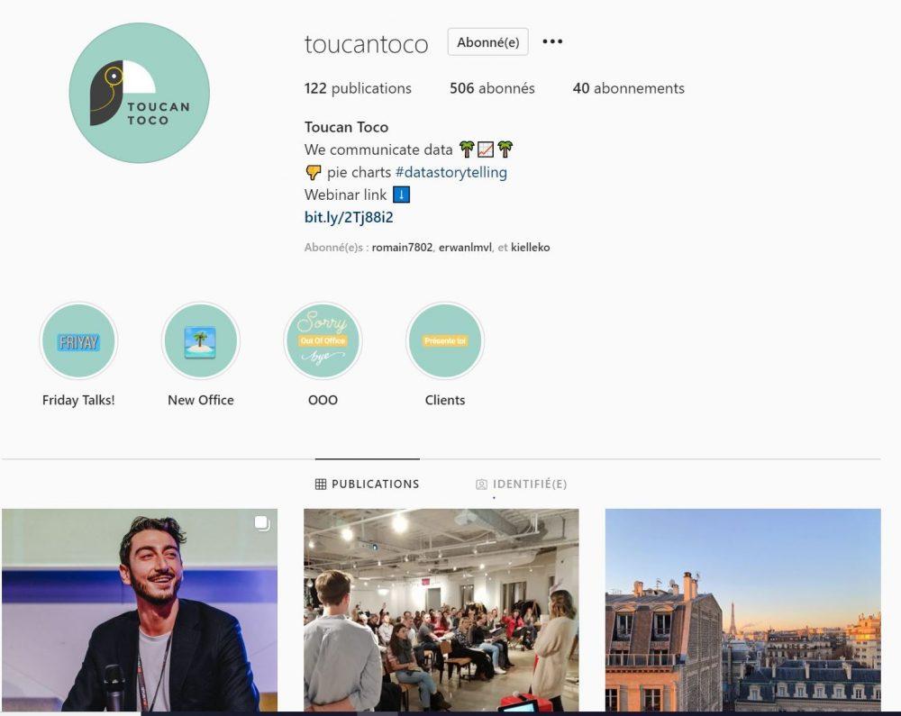 Instagram Toucan Toco