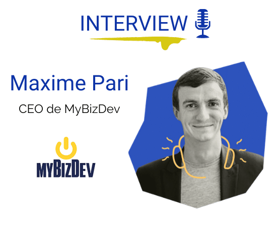 Interview Maxime Pari growth