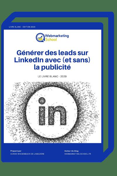 Ebook Linkedin Publicité - Leads