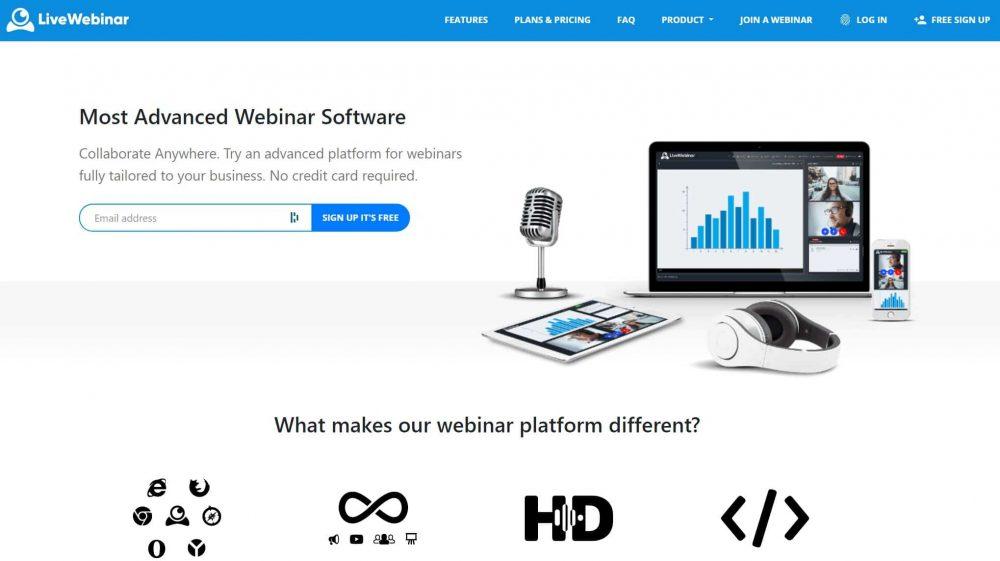 Livewebinar alternative webinar