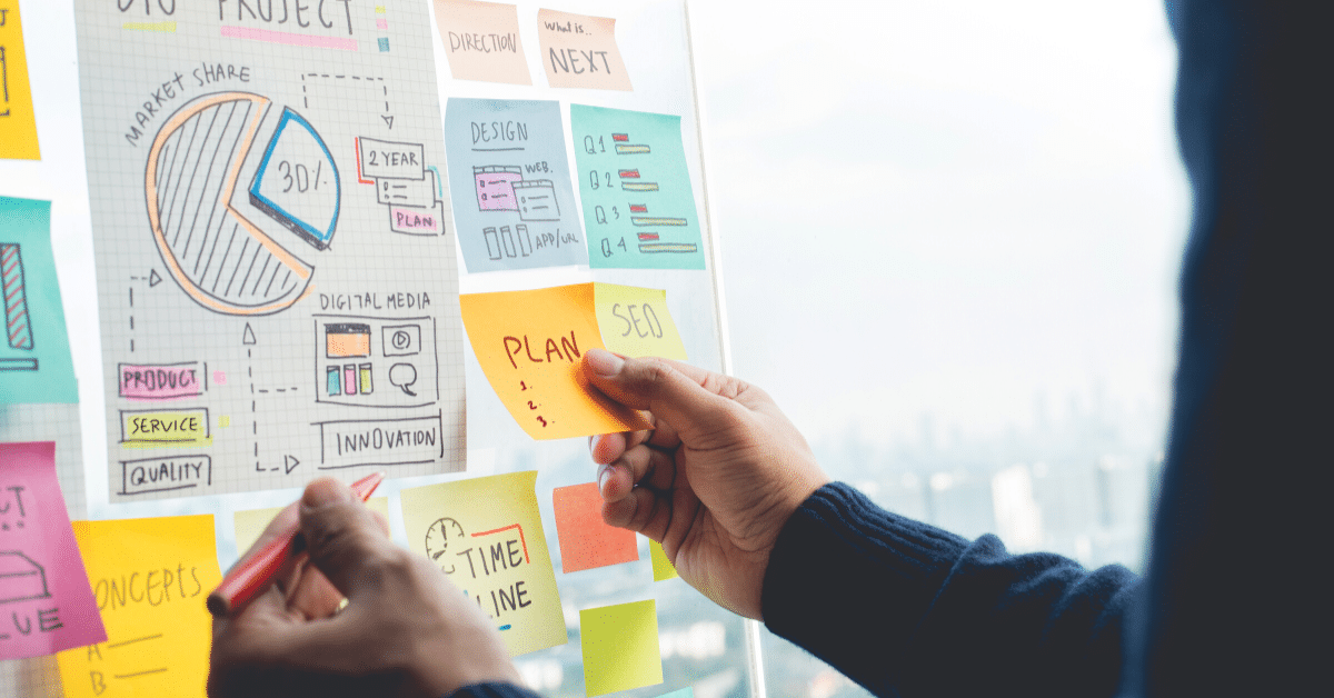 stratégie marketing simple