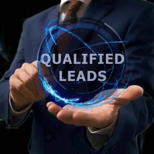Leads qualifiés B2B
