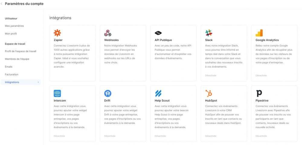 Livestorm : le meilleur logiciel de webinaire du moment ? 3